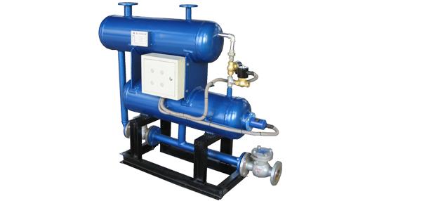 新型疏水自动加压器