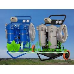 不锈钢LYC高精度移动滤油机、高精度滤油机加油机