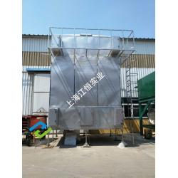 上海江恒壹定发娱乐手机客户端工厂车间有机废气处理设备