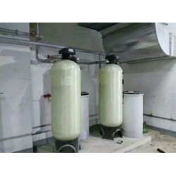 软水器 流量5吨每小时