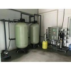 全自动软水器 流量2吨每小时