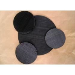 水龙头过滤网片 不锈钢过滤网水龙头专用过滤网圆片