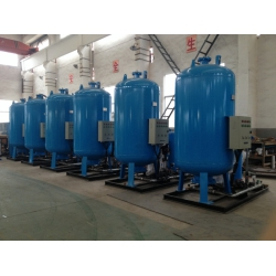 全自动定压补液机组又名定压补水排气装置
