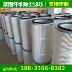 金帆滤业厂家销售燃气轮机自洁式滤筒