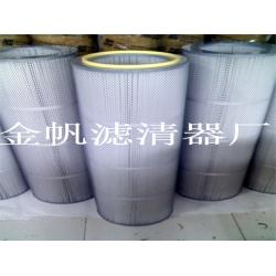 上装式覆膜焊接烟车滤筒滤芯多少钱