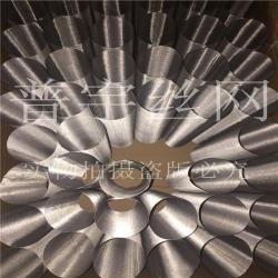 编织网滤筒,不锈钢异形过滤筒(普宇)可定制规格