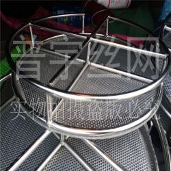 圆型滤盘 圆孔网滤筒、网管批发、报价