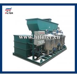 合肥不锈钢油水分离设备报价 QZYSFL-6