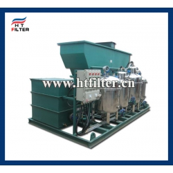 宁波含油废水油水分离机定制|QZYSFL-8