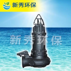 WQ0.75潜水排污泵用途