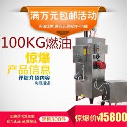 旭恩配件100KG燃油蒸汽发生器制造商