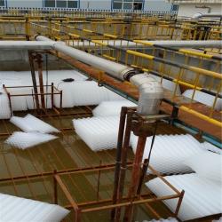 城市污水过滤净化用蜂窝斜管填料
