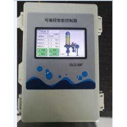 触摸屏碟片式过滤器控制箱GLQ-39F自带2路压力变送器