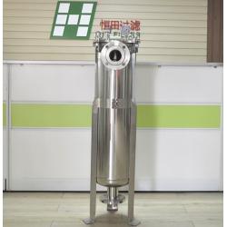 单袋式过滤器 袋式过滤器 不锈钢过滤器顶入式侧入式过滤器