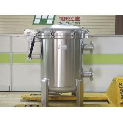 多袋式过滤器 单袋过滤器 不锈钢 高温高压过滤器