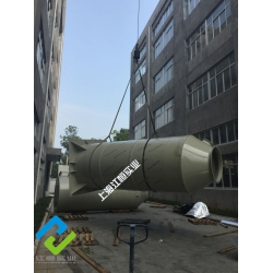 注塑造粒车间废气处理塑料造粒厂废气处理设备