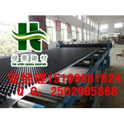 天津2.5公分蓄排水板北京\车库种植蓄排水板