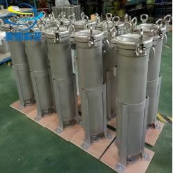 不锈钢袋式过滤器 可定制 袋式过滤器 袋式过滤器厂家