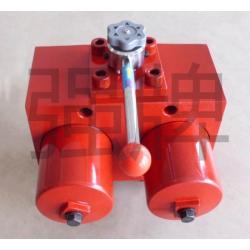 滤芯过滤器生产厂家 黎明SGF系列双筒高压过滤器