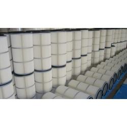 供应耐高温除尘滤芯,阻燃滤筒,铸造厂滤芯
