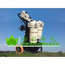 LYC-63B高精度滤油机新乡滤油机厂