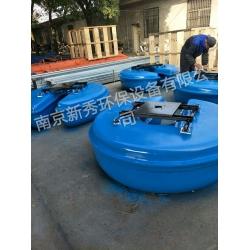 QFB型水产养殖增氧浮筒式曝气机