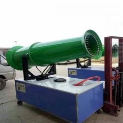 风送式降尘喷雾机 自动除尘雾炮机 除尘抑尘环保设备