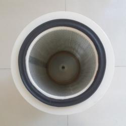 厂家专业生产滤筒 聚酯纤维除尘滤筒 除尘器滤筒 来样定制