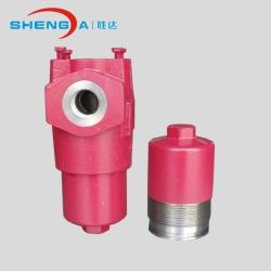 高压过滤器液压系统油管路过滤设备胜达DF型高效过滤器精度高