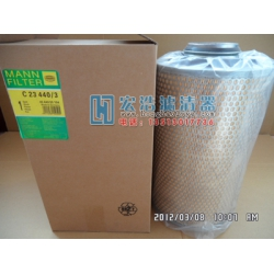 CF1200MANN曼壹定发娱乐C23440-3 MANN曼滤清器