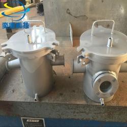 不锈钢强磁除铁器 铁屑过滤器 YQCTQ5