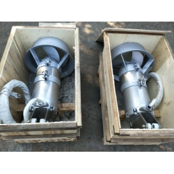 QJB潜水搅拌机1.5kw 制药厂污水处理搅拌机 防止沉淀