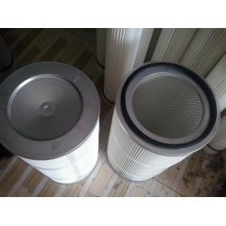 日本东丽材质高效除尘滤筒