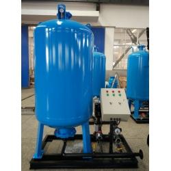PLC全自动控制系统定压补水排气装置