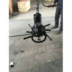 5.5kw离心式潜水曝气机厂家直销
