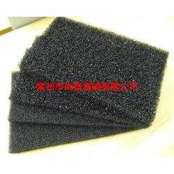 尚泰供应除尘网状海绵,透气开孔海绵,空调海绵