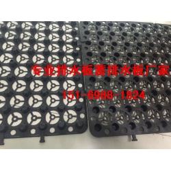 (3公分蓄排水板)百色车库绿化排水板生产厂家
