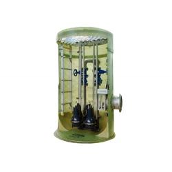 一体化玻璃钢预制泵站,模块化集成式泵站