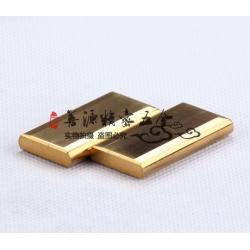 沙迪克优质镀钛上下给电板导电块导电板S010T