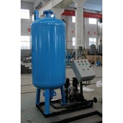 定压补水装置试机步骤说明书