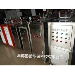 供应皮革厂烫平机配套蒸汽机 配套电蒸汽发生器