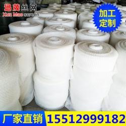 PP气液过滤网 破沫网厂家  聚丙烯脱硫塔化工填料网