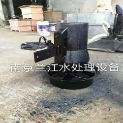 QJB型潜水搅拌机安装示意图