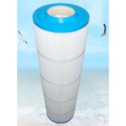 蓝色大流量滤芯 科兰迪过滤 专业工业水处理滤芯高效
