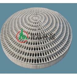 厂家供应 大开孔全瓷球拱   陶瓷填料