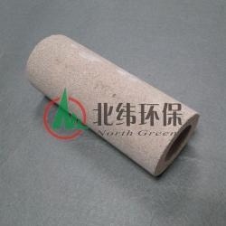 厂家供应  微孔陶瓷过滤管    陶瓷过滤管