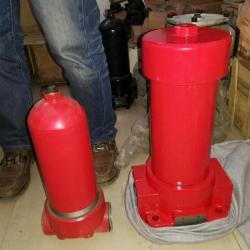 高压管路滤油器 压力管路过滤器 直销ZU系列压力管路过滤器