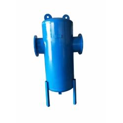 DN1000挡板式油水分离器冷干机前置优质旋风式气水分离器