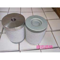 滤神公司专业生产发电动车真空泵滤芯