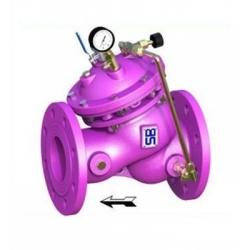 台湾十全不锈钢遥控浮球阀,SB41-01定水位阀